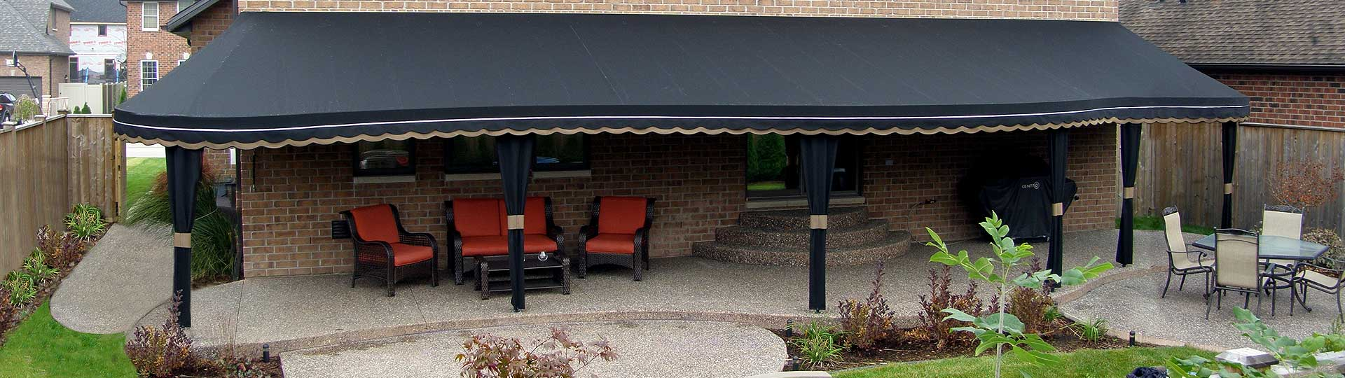 Windsor based awning manufacturer