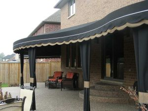 Custom Made Patio Awning Windsor