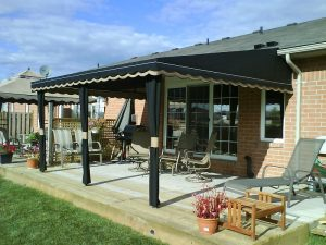 Custom Made Awnings - Windsor Home