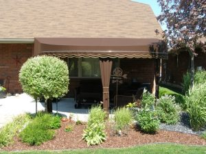 Custom Made Patio Awning Chatham