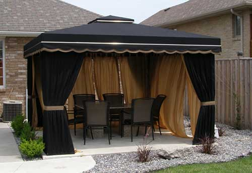 Custom Gazebos made in Windsor Ontario