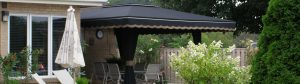 Custom made gazebos, Windsor, Chatham, Leamington Ontario