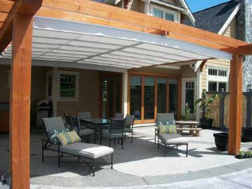 Pergolas made in Chatham, Leamington, and Windsor